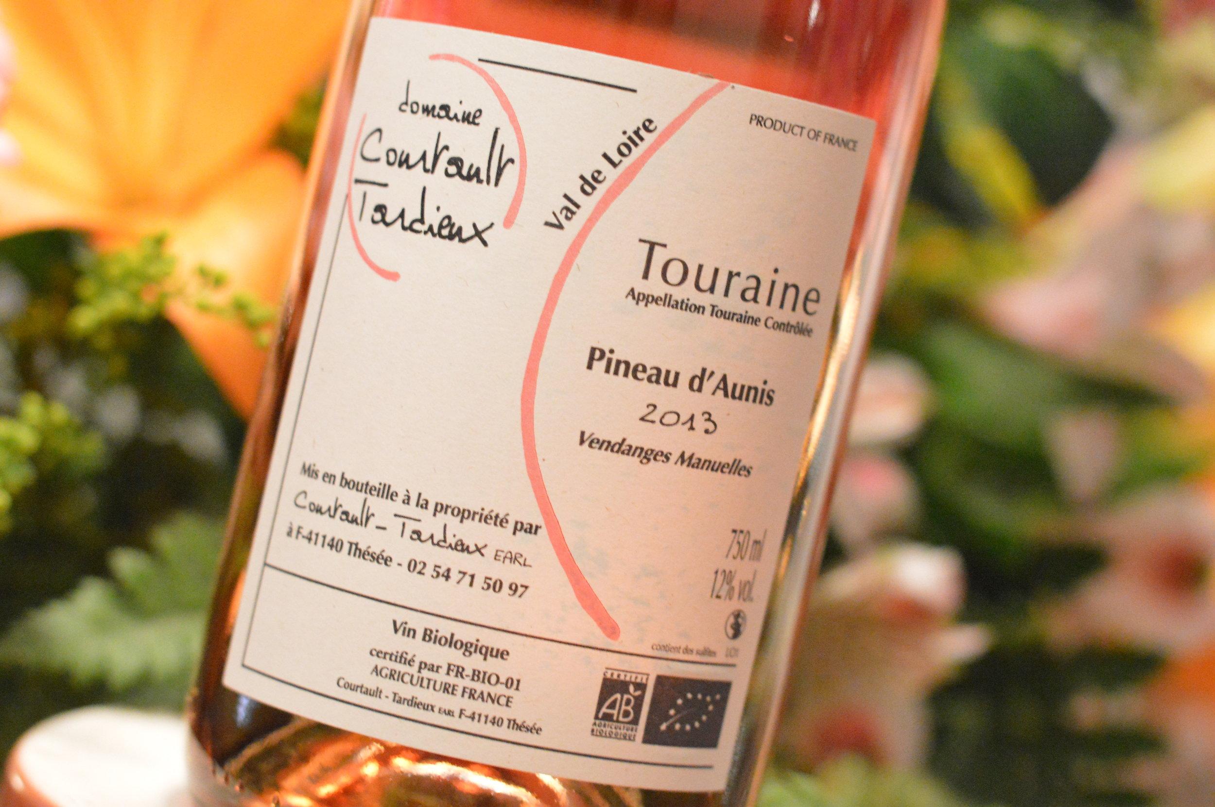Courtualt Tardieux Rose