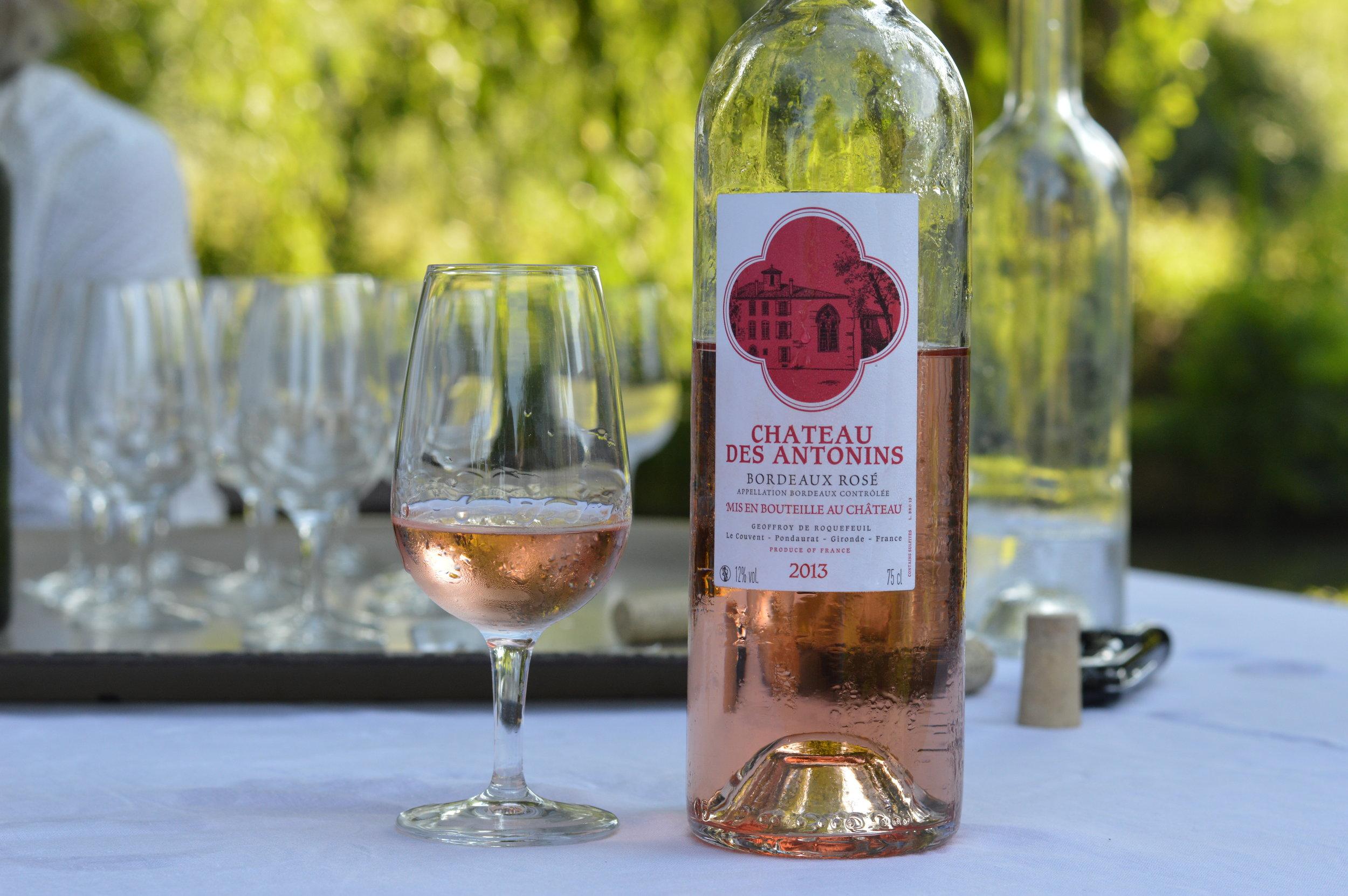Chateau des antonins rosé.JPG