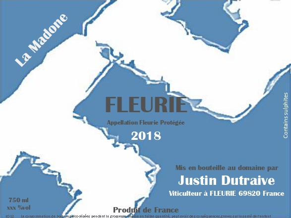 Fleurie La Madone Justin Dutraive Front (1).jpg