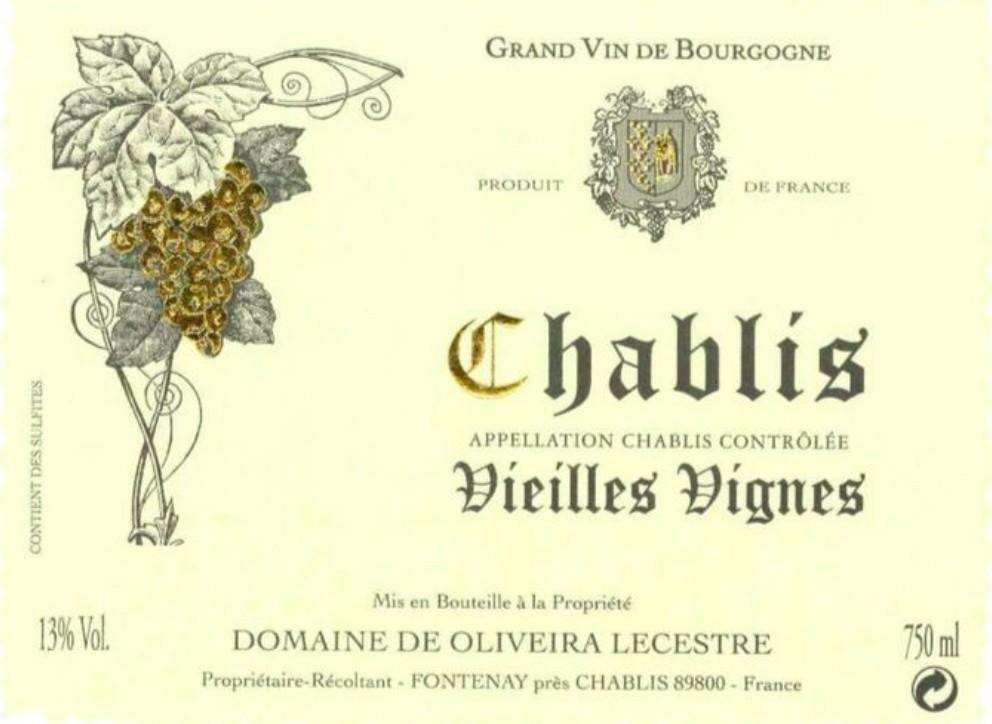 Oliveira lecestre Vieilles Vignes front label.jpg