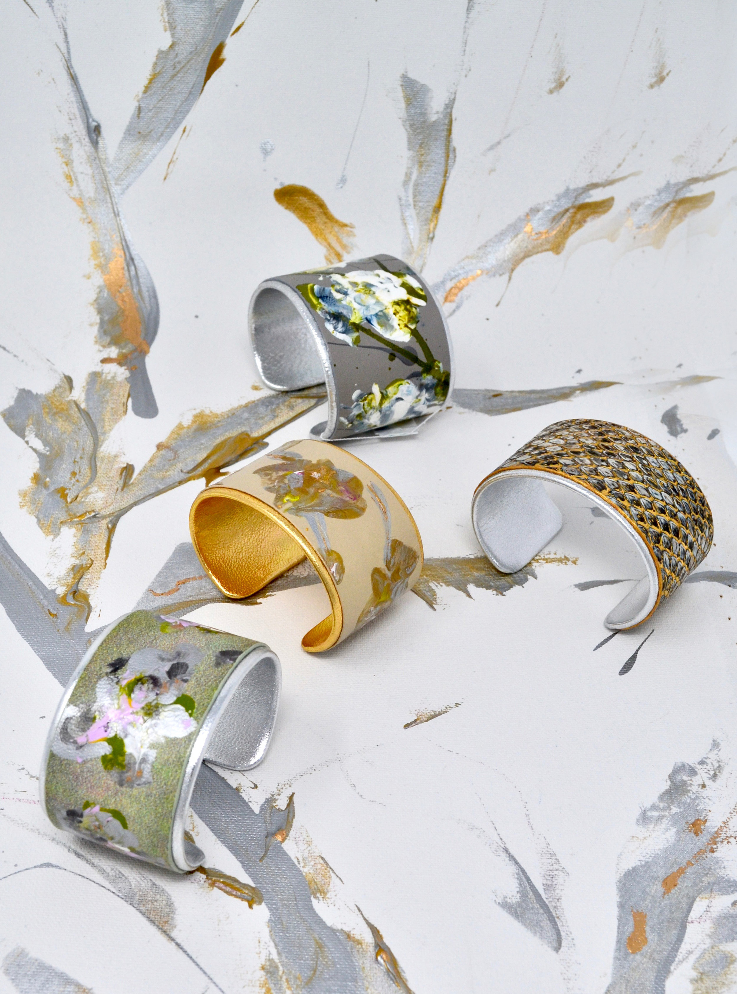 "Cuffs for a Cause: The 'Chinoiserie Chic' Collection by Liza Hathaway Matthews - By Sponsored Post Staff - June 22, 2018As Henri Matisse once wrote, ""Creativity takes courage.""Never has that been truer than in the modern commercial jewelry market, where companies mass produce focus-tested designs, trading more on off-brand cachet than artistic panache. For artisanal jewelers, finding a way to make individually handcrafted works stand out is a constant challenge to both creativity and the courage that fuels it. For Lema J Design and its signature cuff line, a powerful cause serves as inspiration for both...."