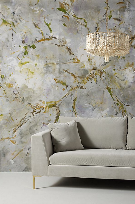 'Rites of Spring' Wall Mural