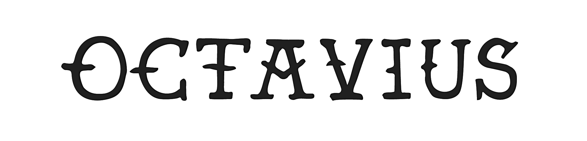 Hand-Drawn Wordmark