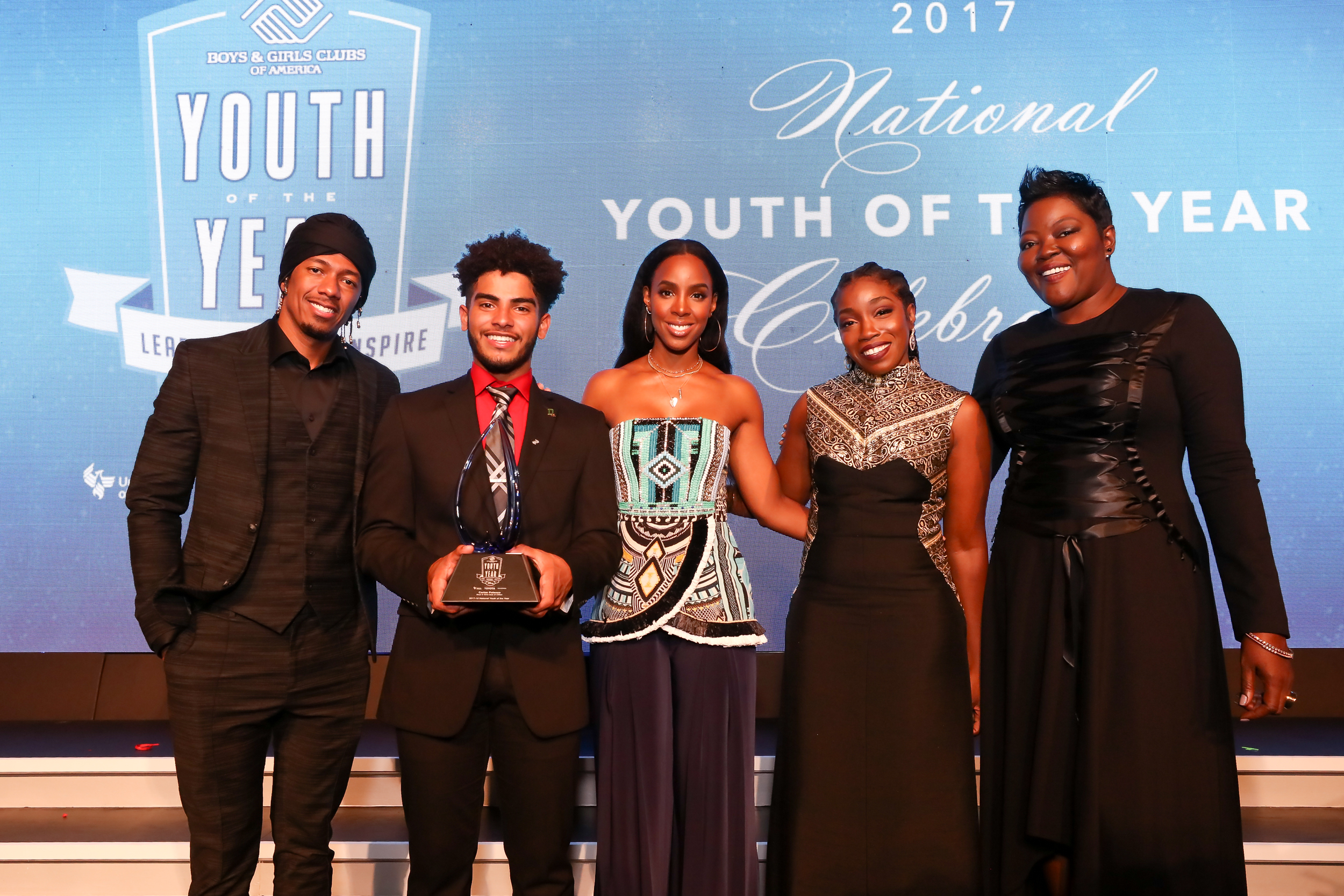 Photo © Tony Powell. 2017 BGCA Youth of the Year. Building Museum. September 26, 2017-326.JPG