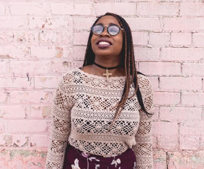 Debbie Aderinkomi - Meet the Author