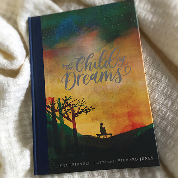 The Child of Dreams  is a tender story that floats along on a current of gentle thoughts and sparkles with pin-pricks of emotion. Irena has written something truly remarkable and I'm so happy and so proud to be part of the project.