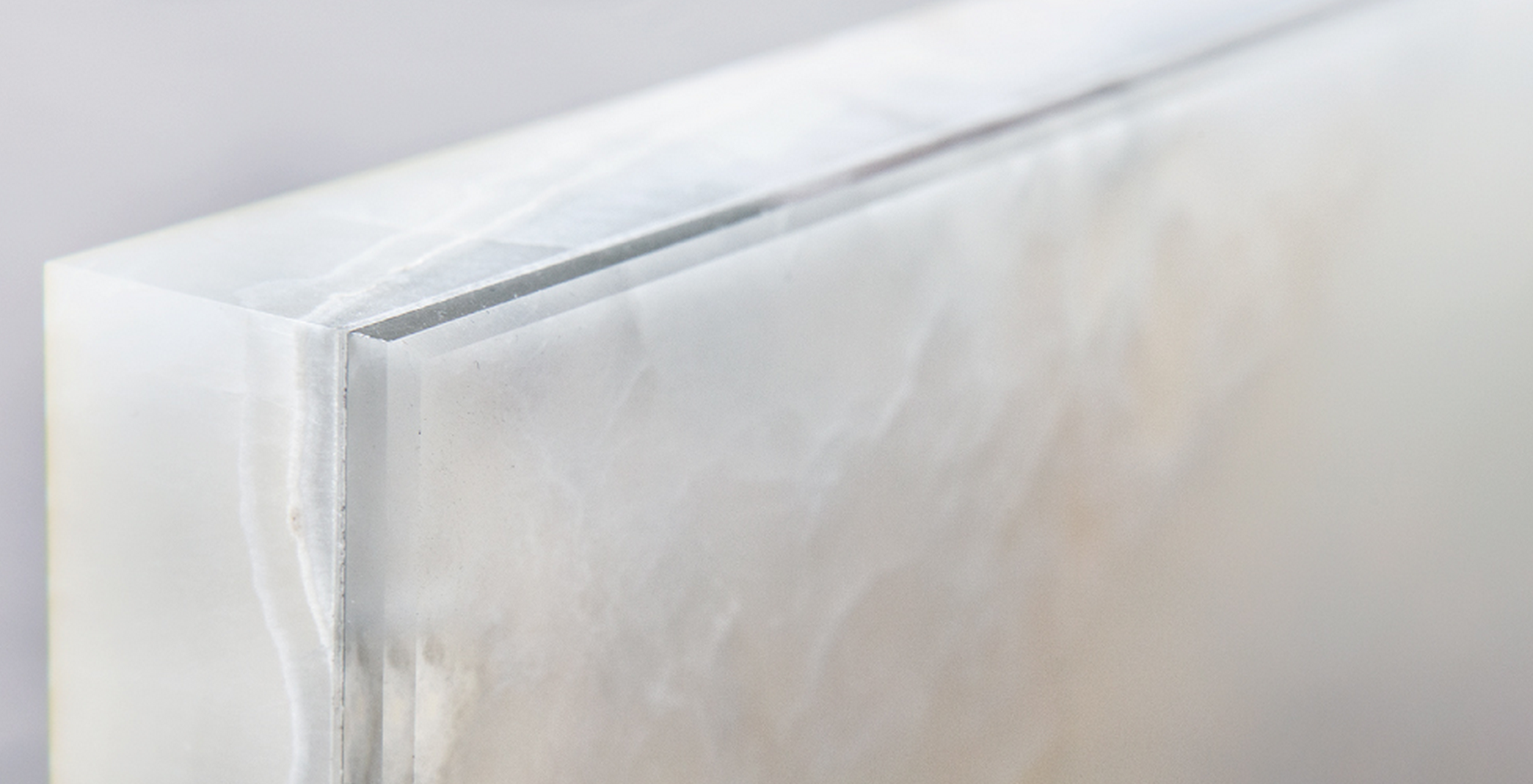 Dedalo stone marble and glass feature - Masha Shapiro Agency.png