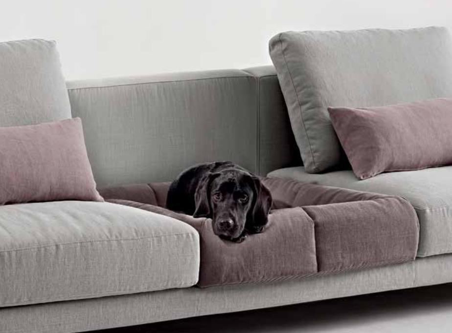 Interiors Advent Calendar - Dema Firenze Dude sofa dog bed | Masha Shapiro Agency.png