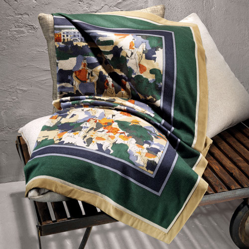 Interiors Advent Calendar - Loro Piana cashmere blanket gift - Caccia a Norfolk @ Masha Shapiro Agency.jpg