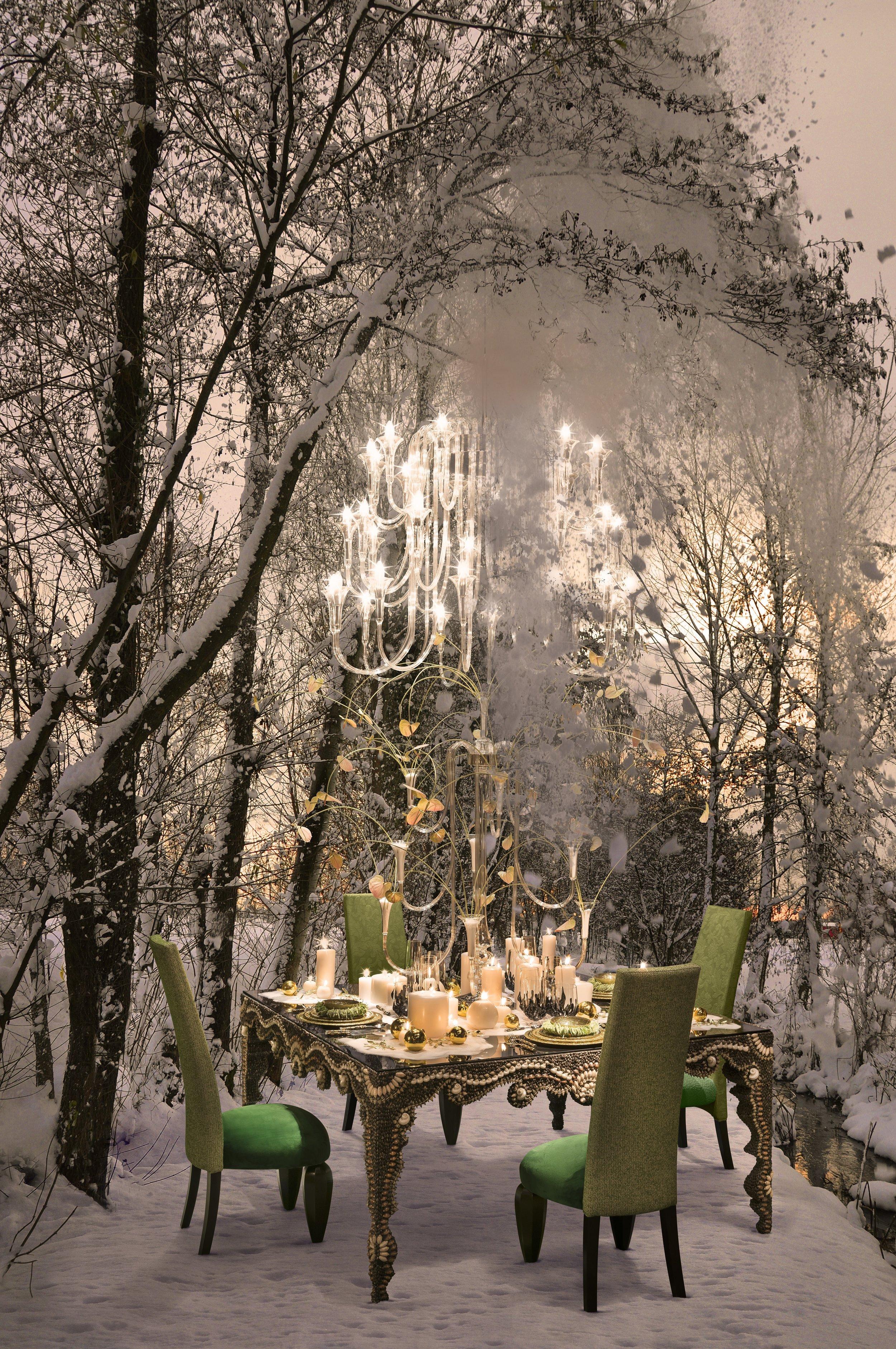 Interiors Advent Calendar - Christmas dining by VG New Trend @ Masha Shapiro Agency.jpg