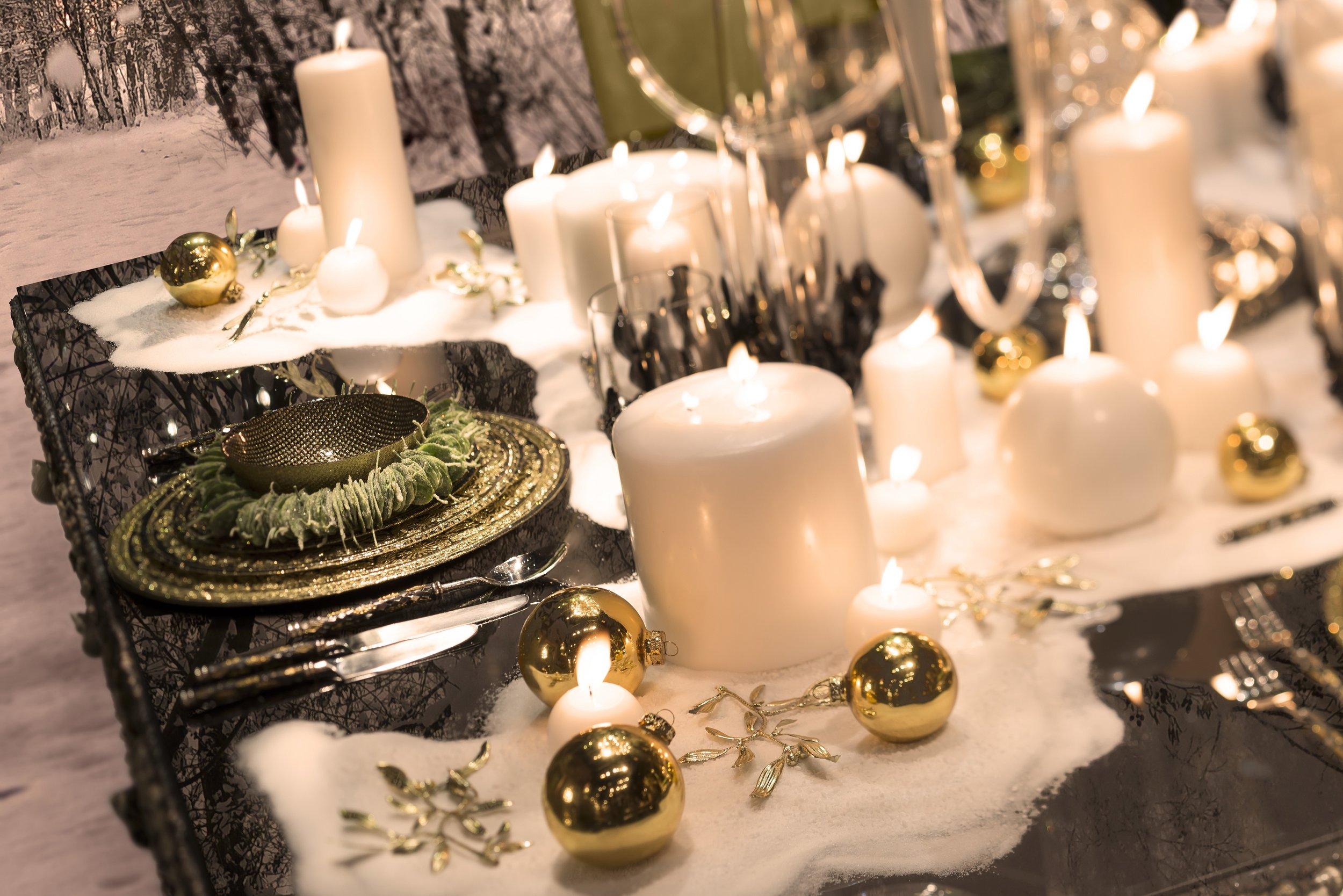 Interiors Advent Calendar - Christmas tableware by VG New Trend @ Masha Shapiro Agency.jpg