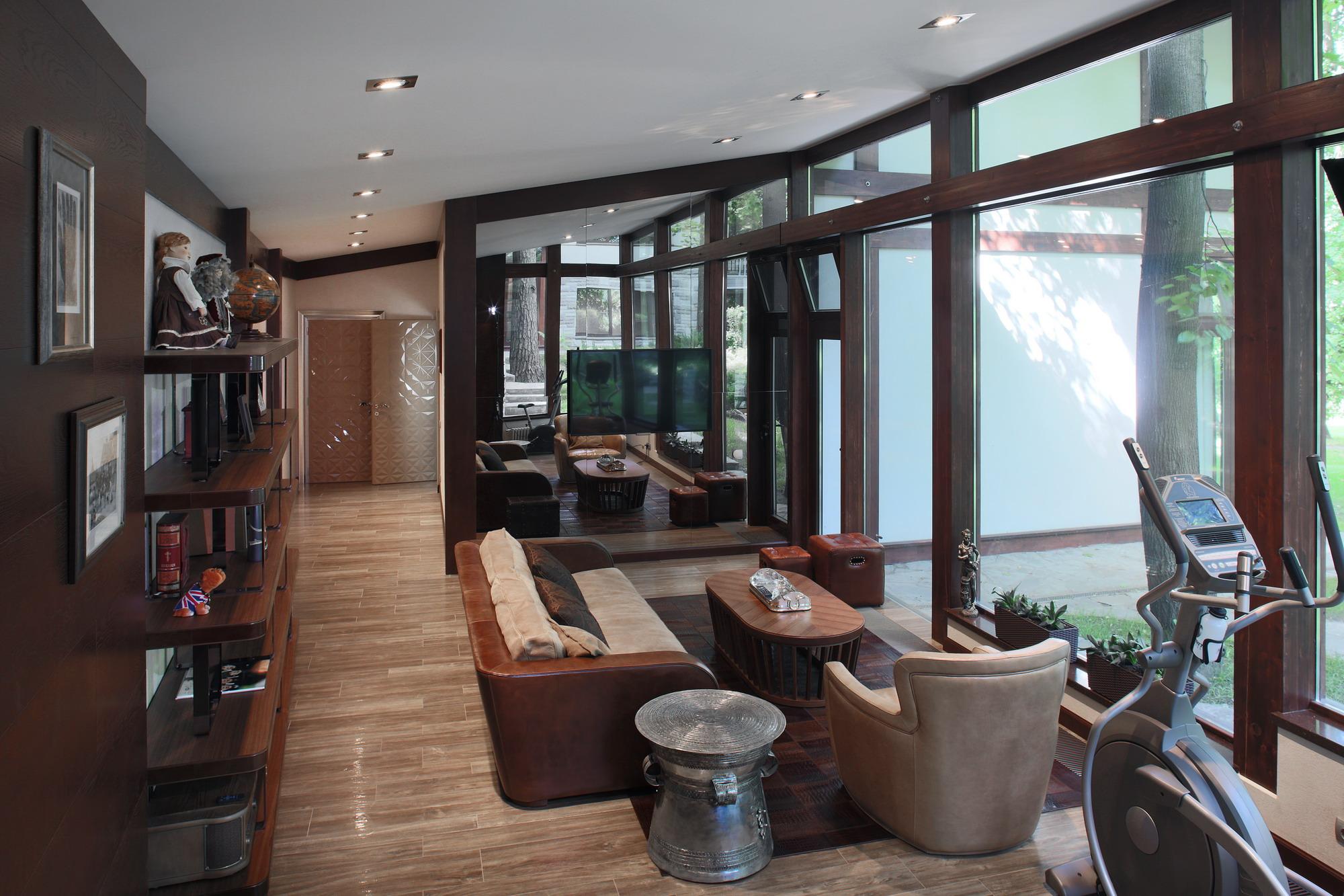 Ulivi Salotti lounge area - An Ode to Leathers @ Masha Shapiro Agency.jpg