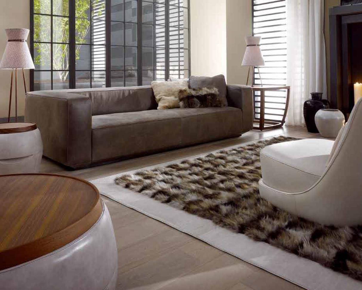 Ulivi Salotti seating area - An Ode to Leathers @ Masha Shapiro Agency.jpg