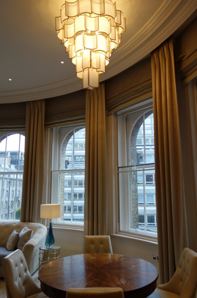Infinity Suite, Langham Hotel (Image Courtesy: Richmond Design International)