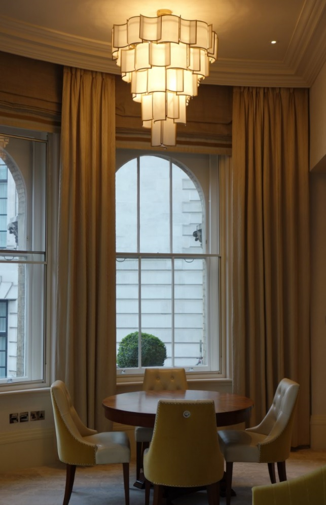 Infinity Suite, Langham Hotel (Image Courtesy: Richmond Design International