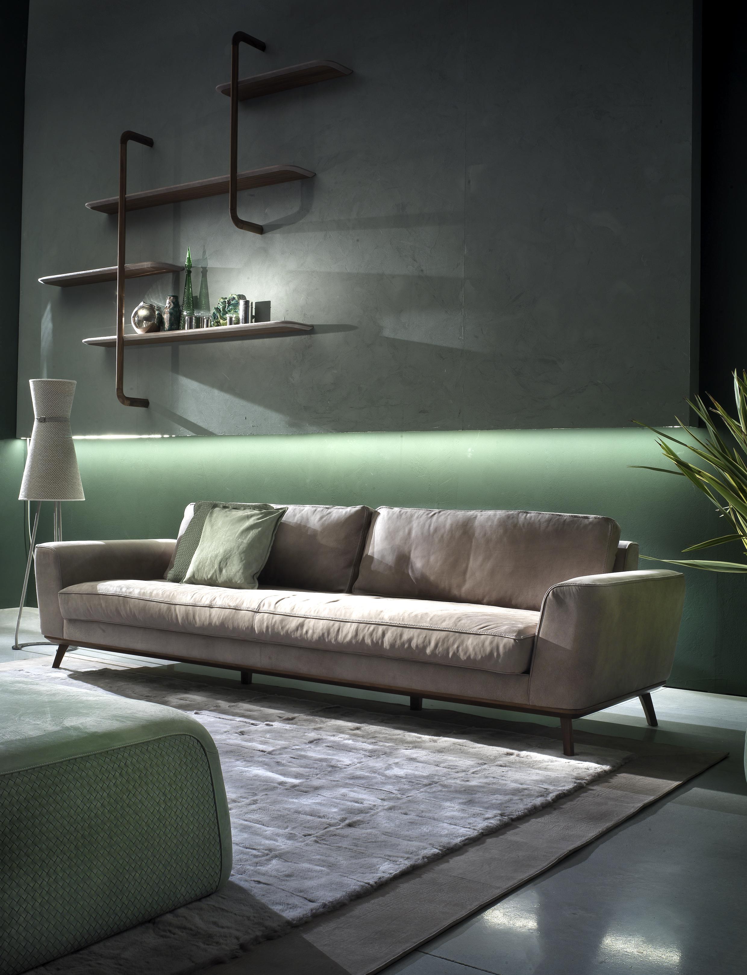 Ulivi Salotti - Robert contemporary leather sofa - Masha Shapiro Agency.jpg