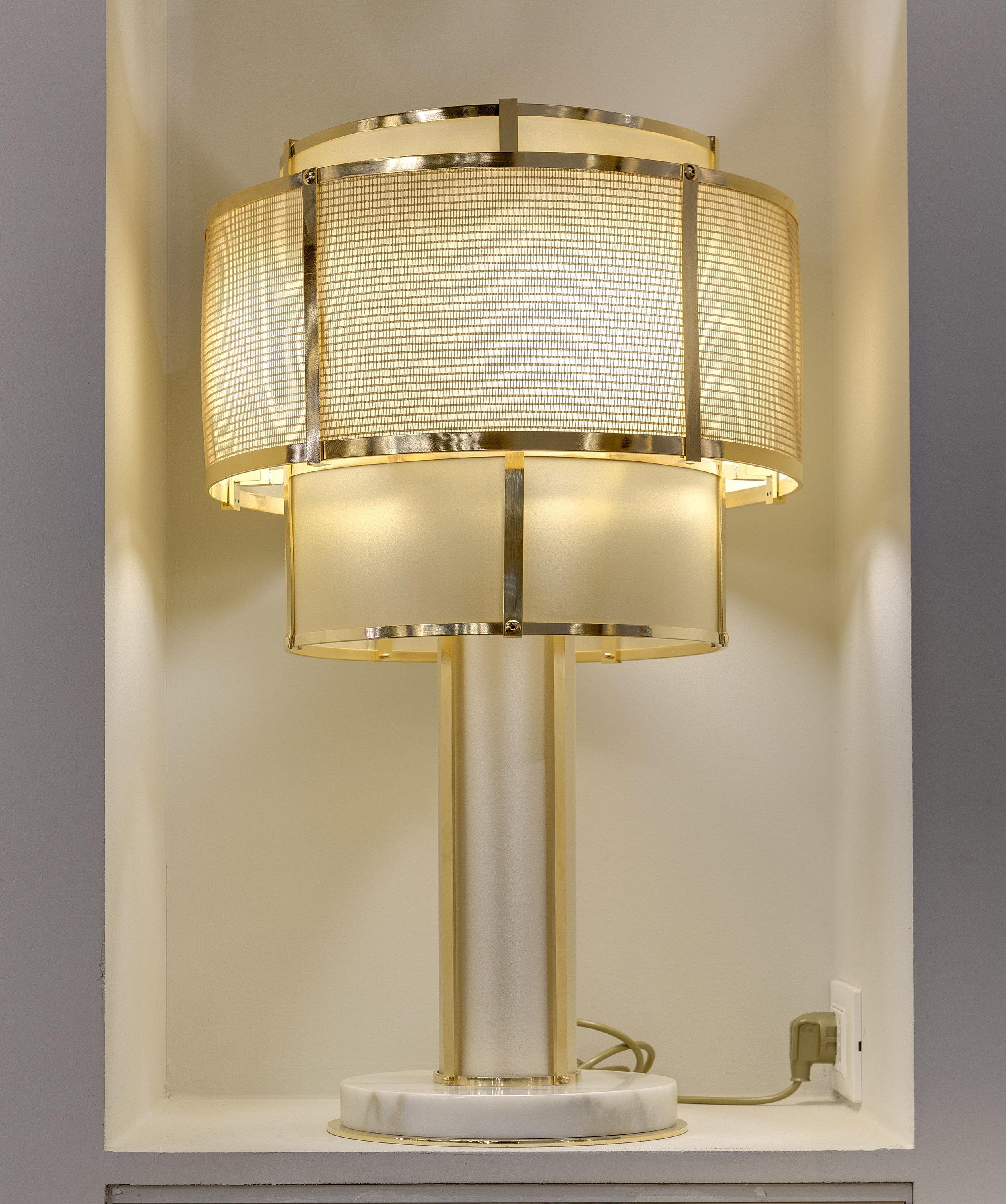 Tech in Interiors - OFFICINA LUCE TABLE LAMP - Masha Shapiro Agency UK.jpg
