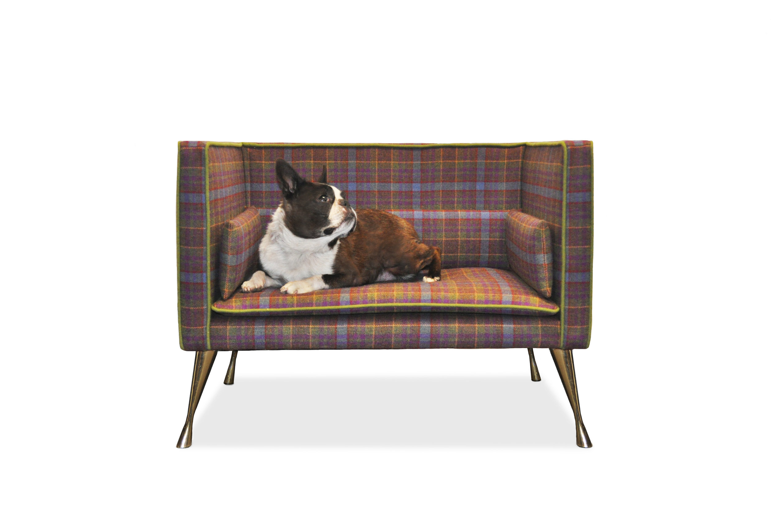 Interiors Advent Calendar - Stunning dog bed by Savoit London - Masha Shapiro Agency UK.jpg