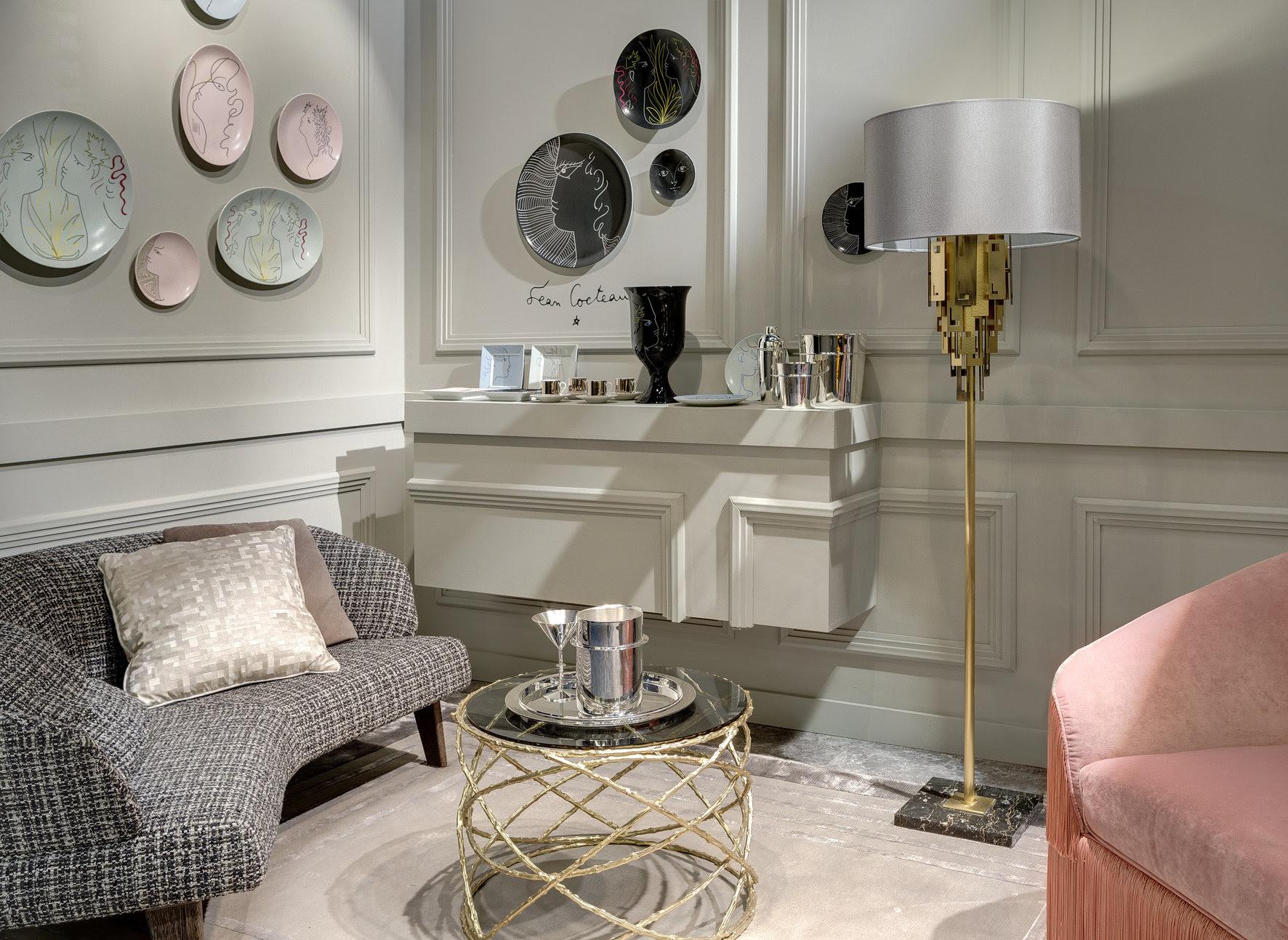 MSH at Salone - Officina Luce Glam collection new floor lamp - Masha Shapiro Agency UK.jpg