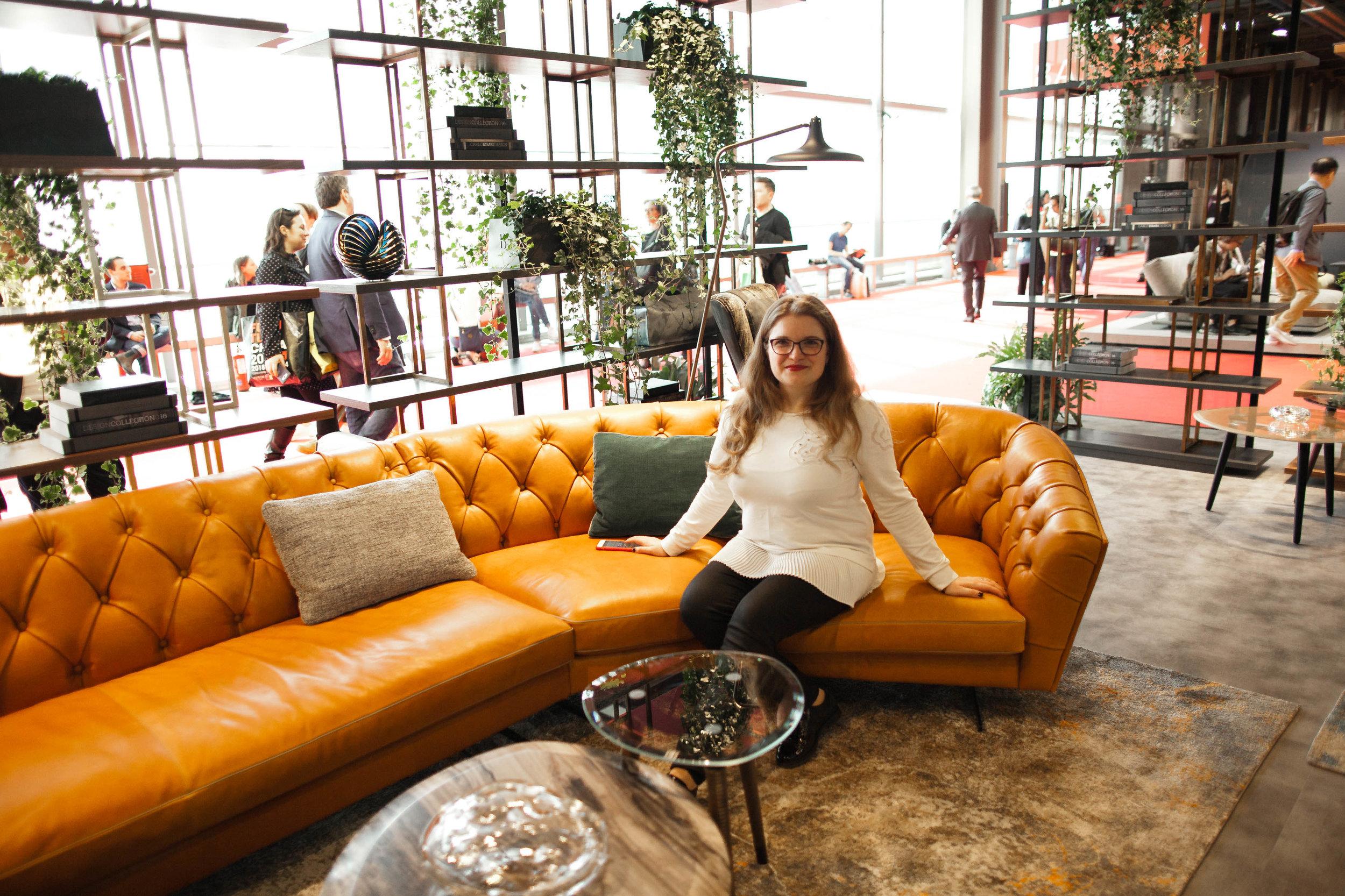 MSH at Salone - New Kap sofa - Masha Shapiro Agency UK.jpg