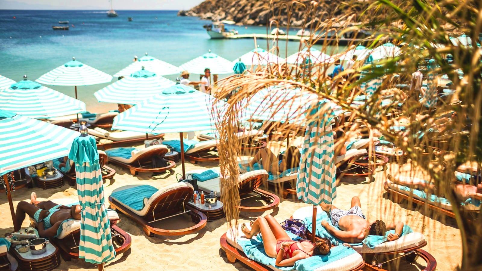 Seora - Nammos, 5 star beach club in Mykonos via Masha Shapiro Agency UK.jpg