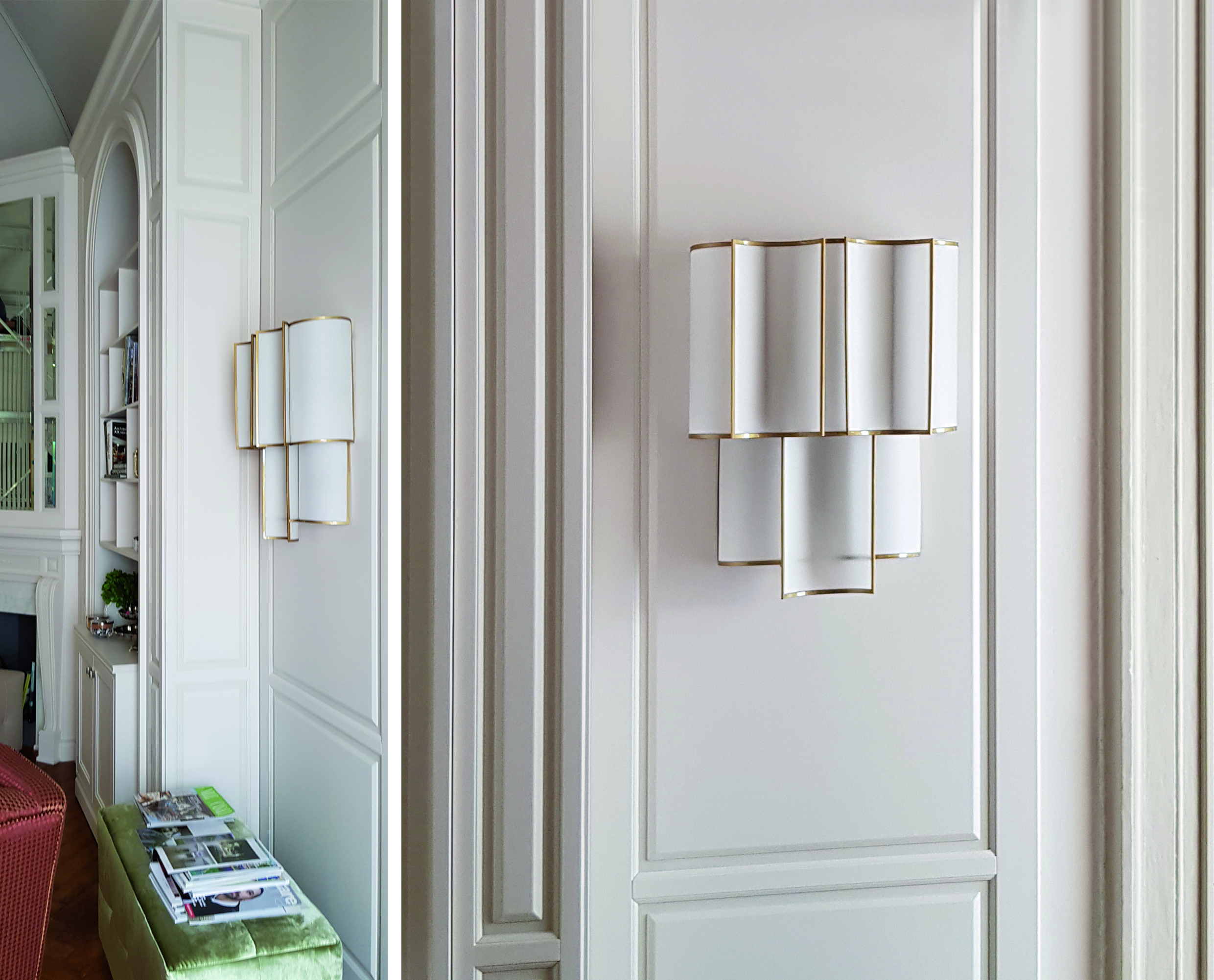 Officina Luce beautiful wall lights will be present during Martini Mobili new showroom launch in the heart of Verona.jpg