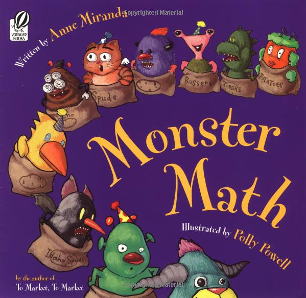 Monster Math - Anne Miranda