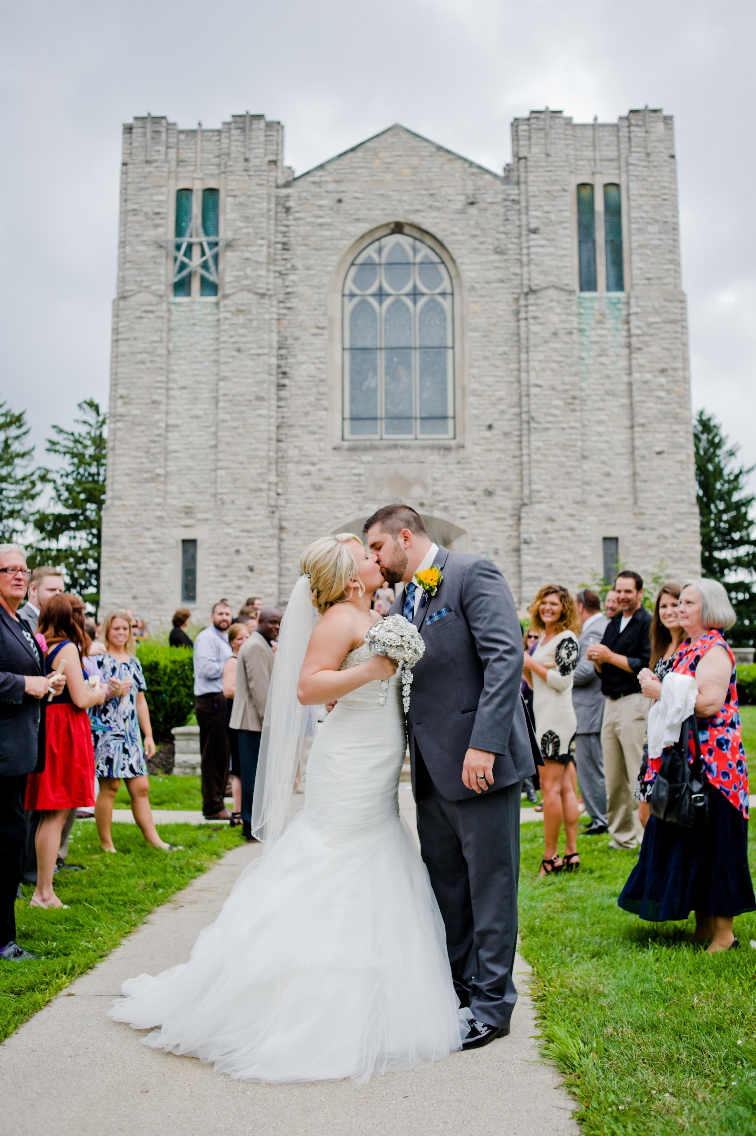 Tiffin Ohio Wedding Photographer