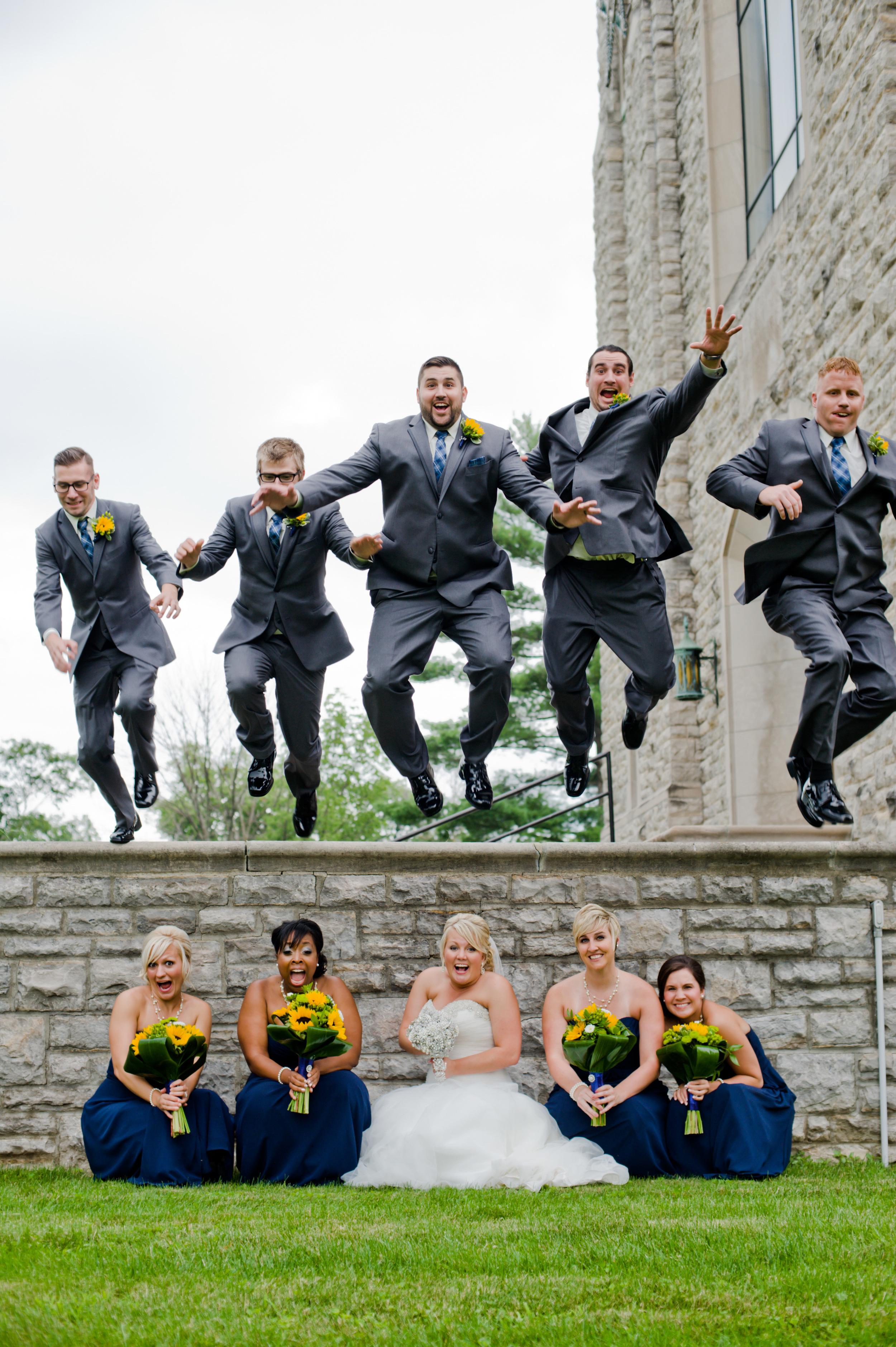 Tiffin Wedding