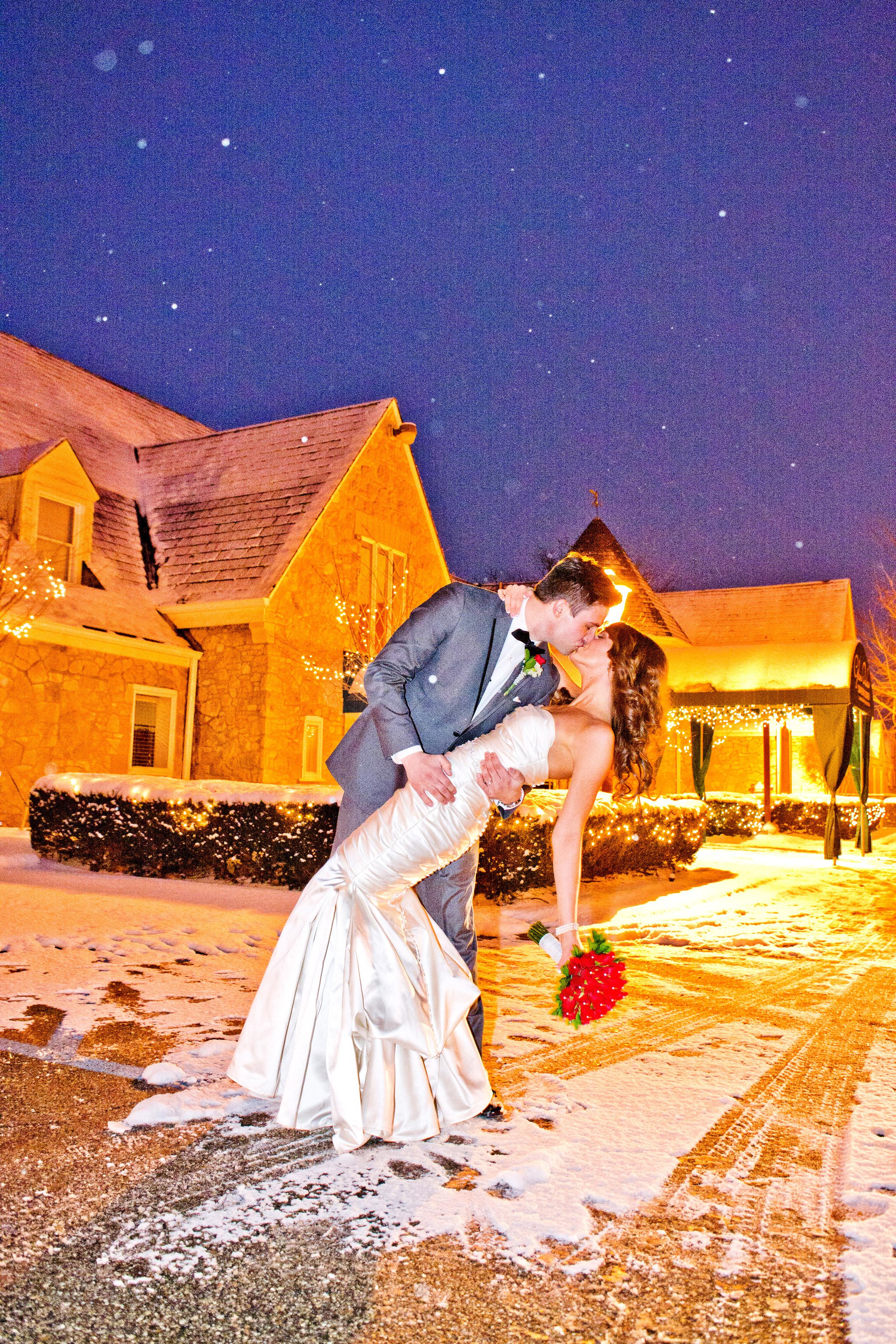 Glen Oaks Wedding