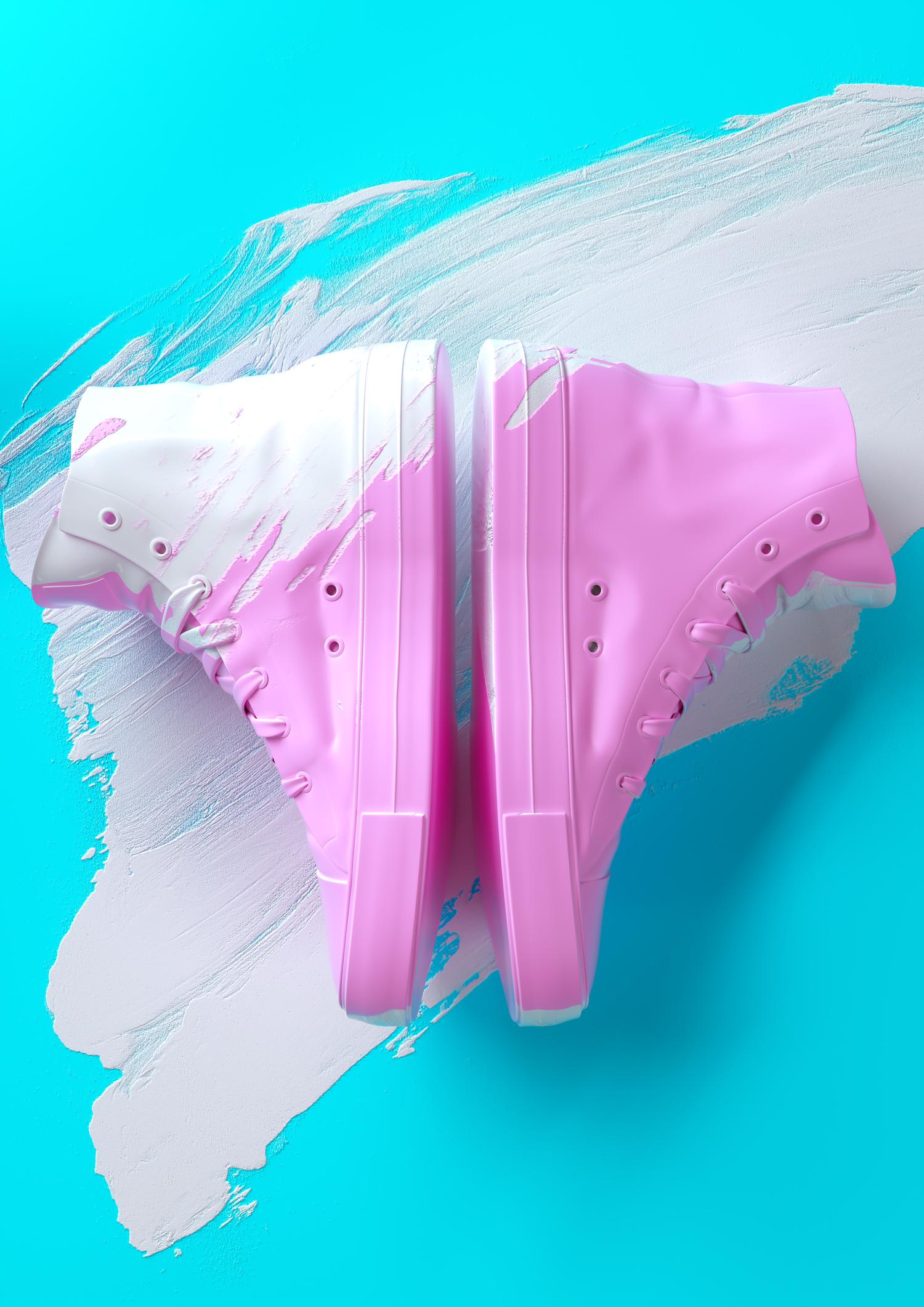 PaintedObject_ConverseShoe.jpg