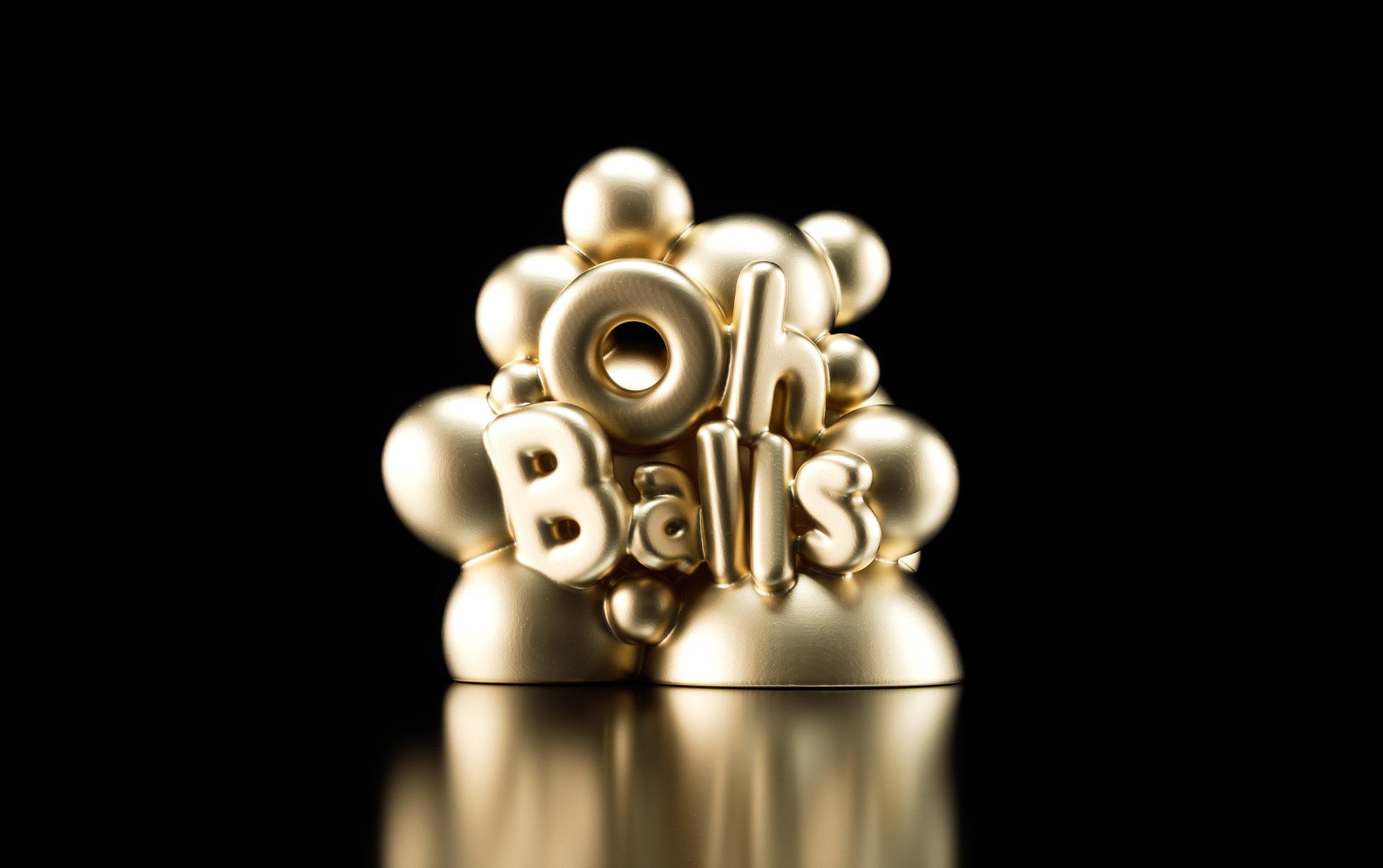 OhBalls_Sculpture_BenFearnley_Wide_GoldOnBlack.jpg
