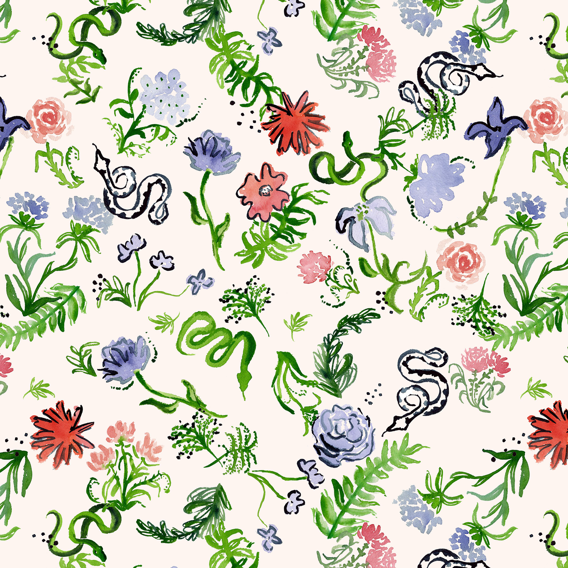 snake and floral_150.jpg