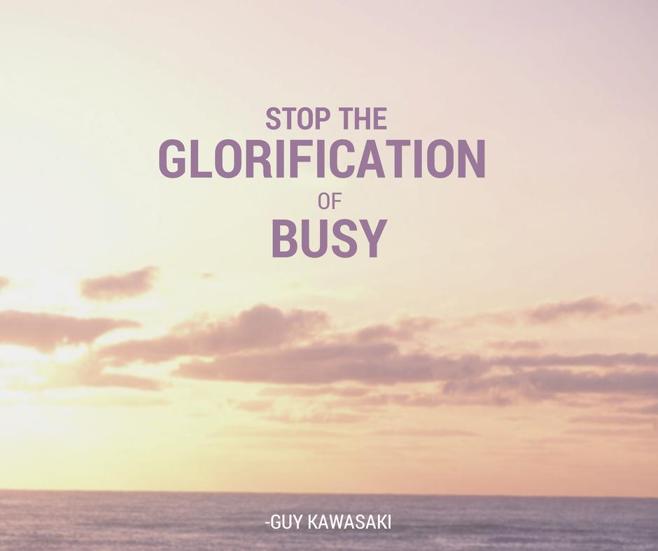 Glorification of Busy Floricane