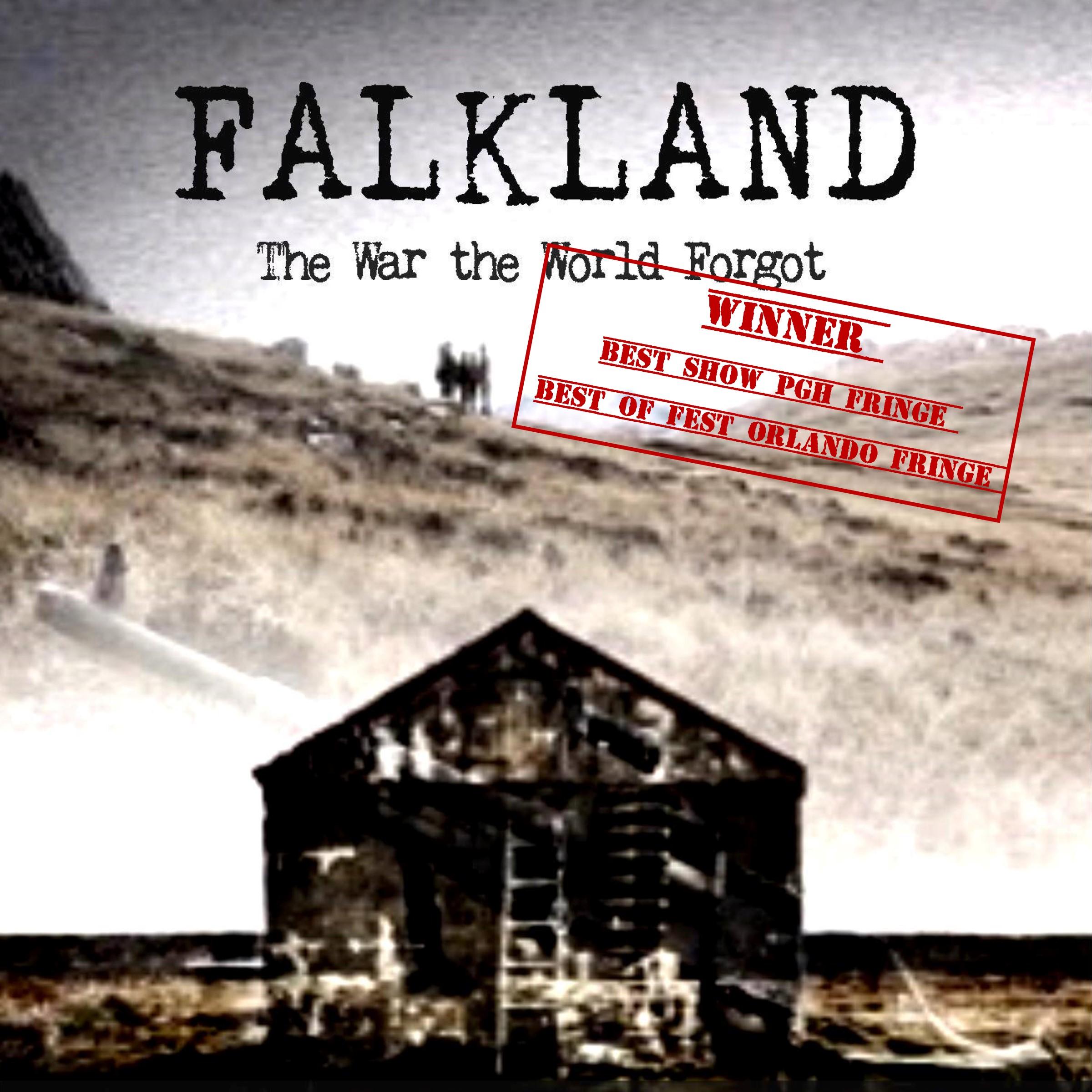 Falkland - The War The World Forgot