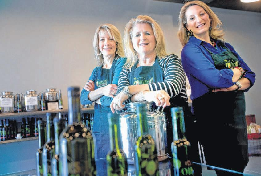 """""""Olive's Oil started as a Christmas gift""""...click picture for full story"""