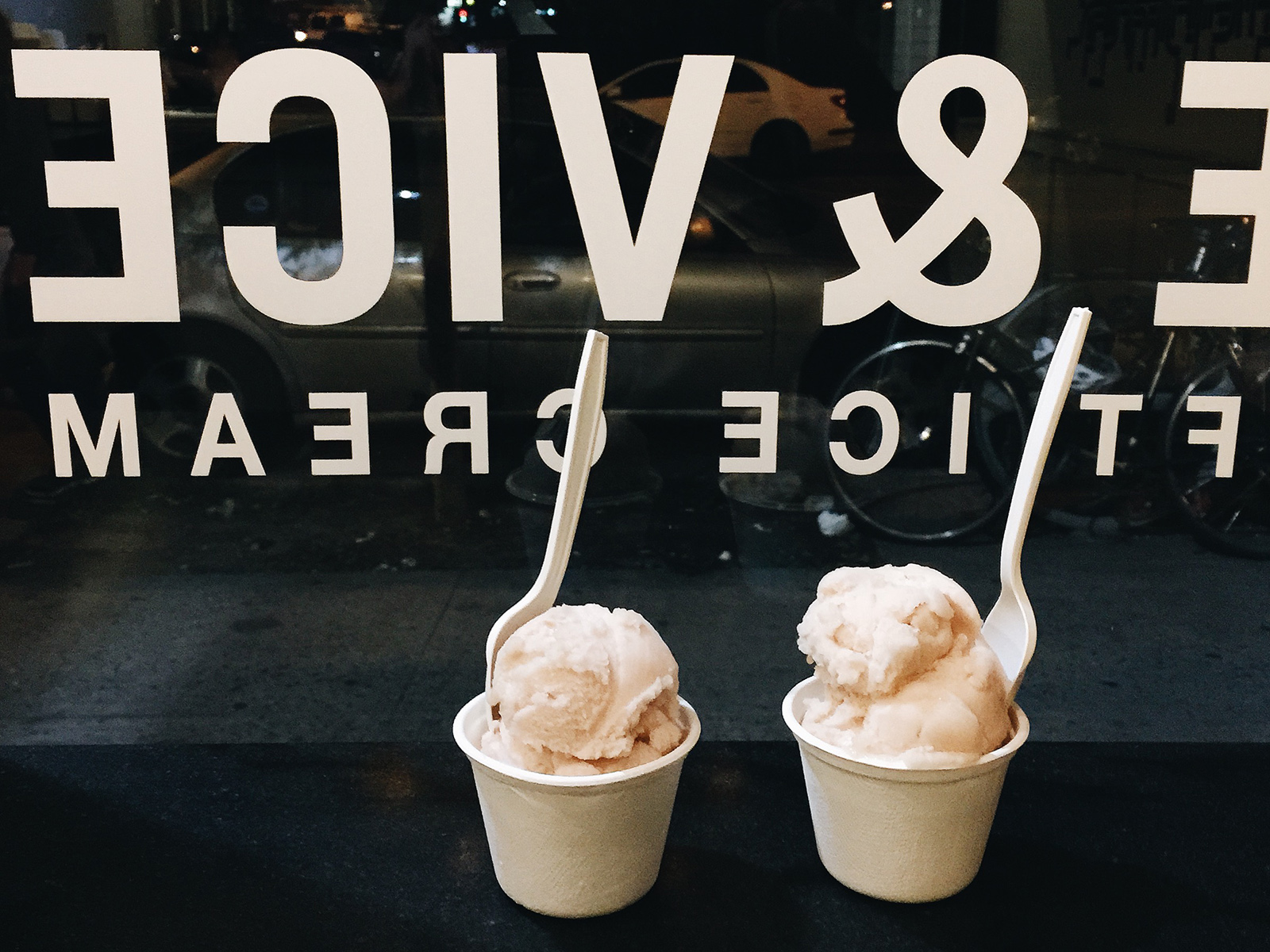 {Best new ice cream to come to NYC.}