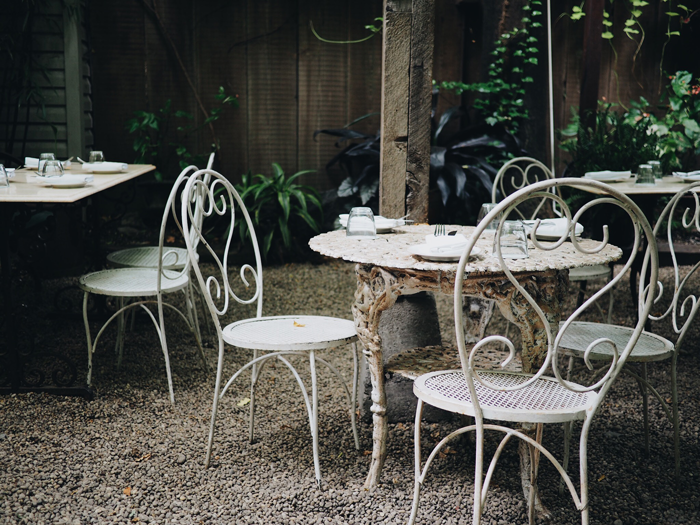 {I mean really, this patio}