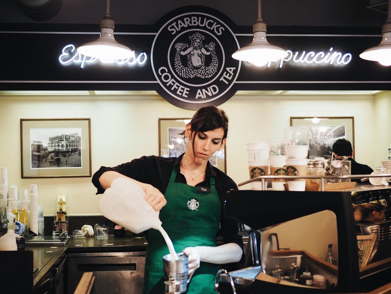 OG Starbucks.