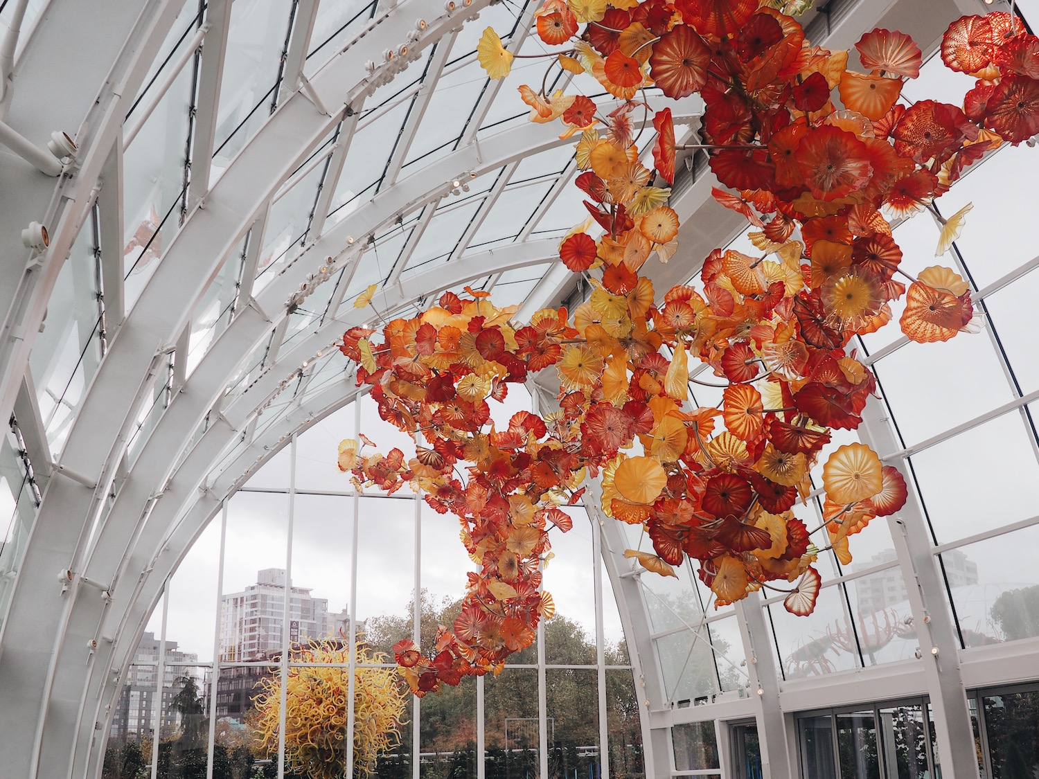 Chihuly Garden & Glass.
