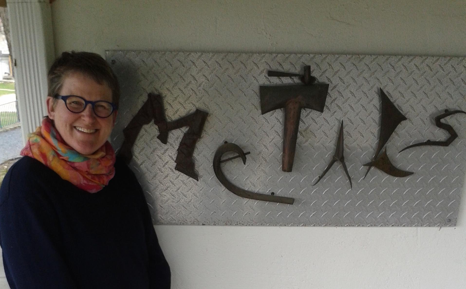 Happy to be at Penland School of Craft in the Metals studio!