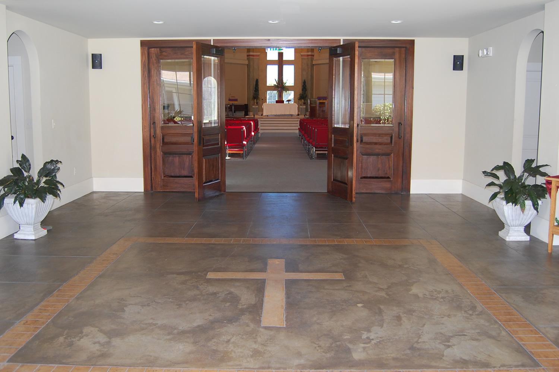 Entering the Sanctuary