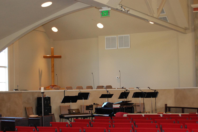Choir Loft and Praise Team Platform