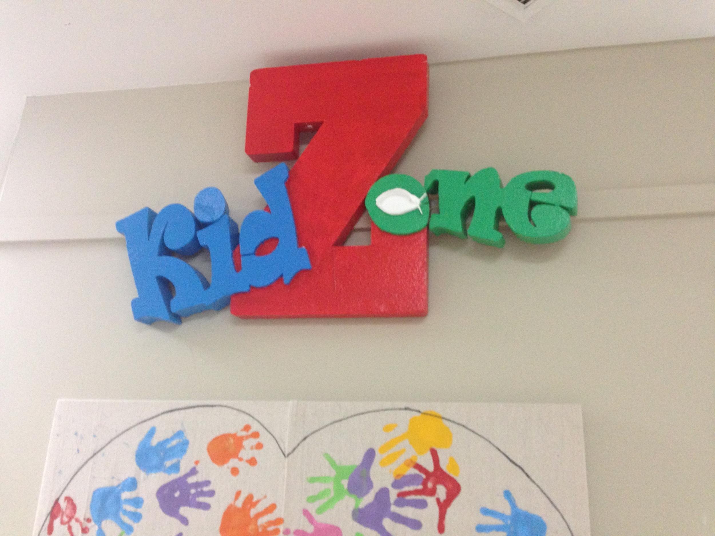 Entering the KidZone