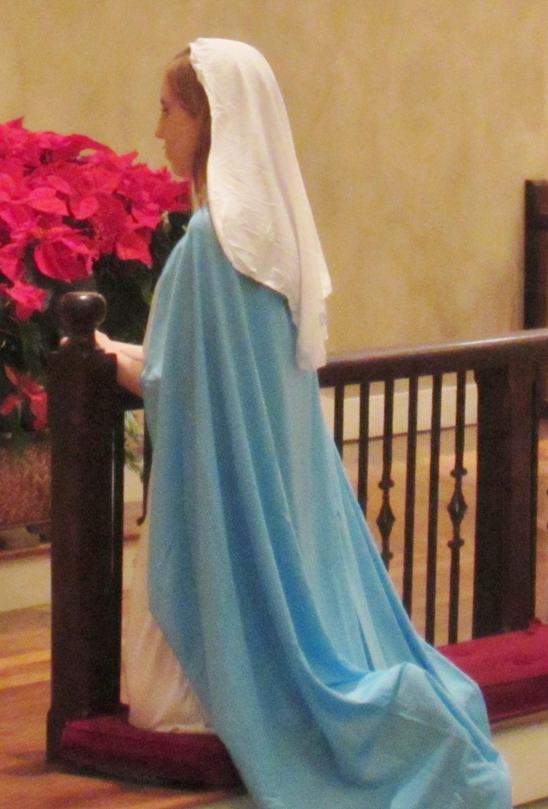Madison as Mary.JPG
