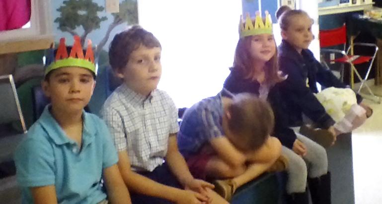 A captive audience.