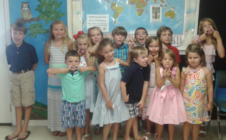 Very Silly KidZone kids!