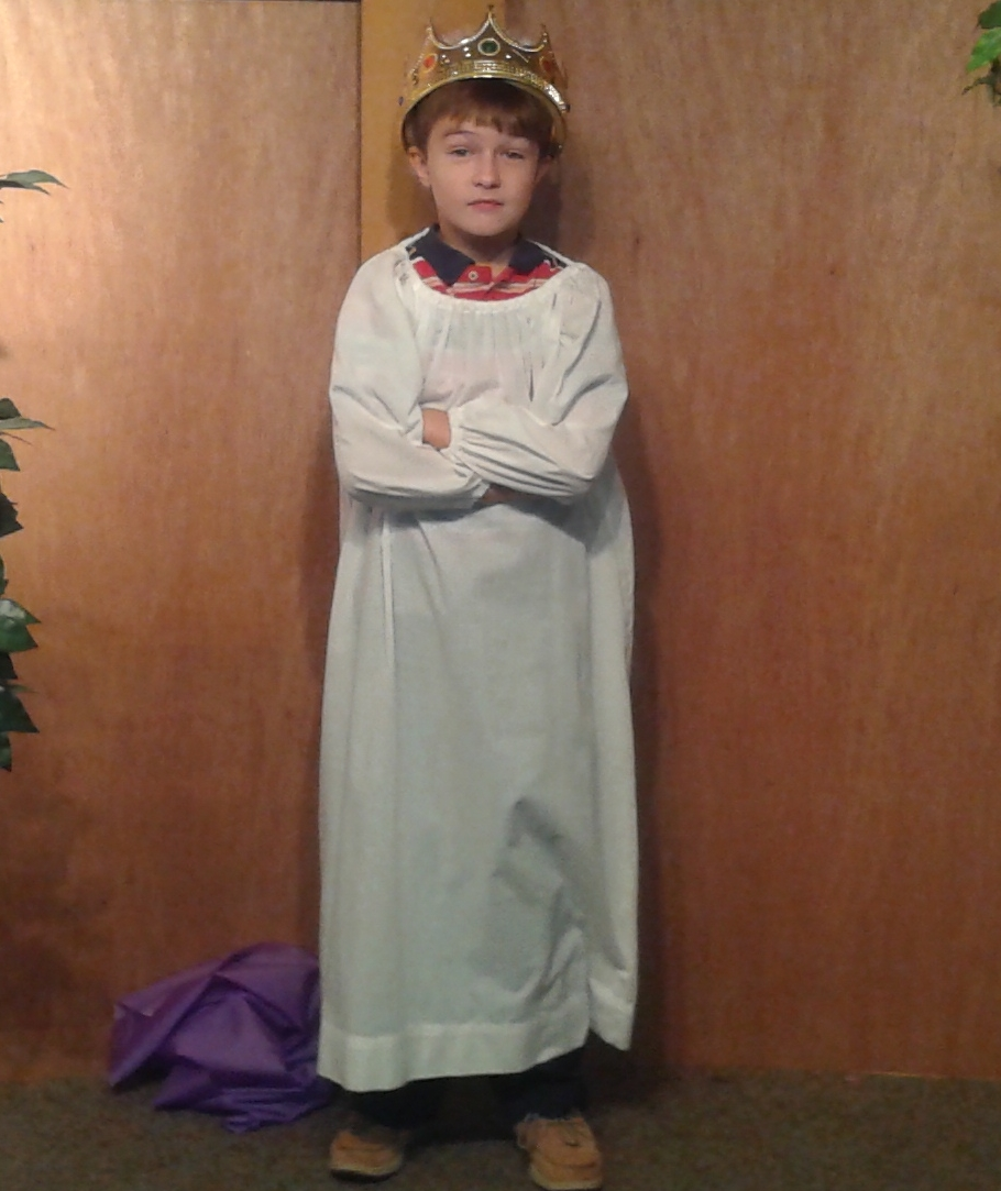 And our new High Priest.