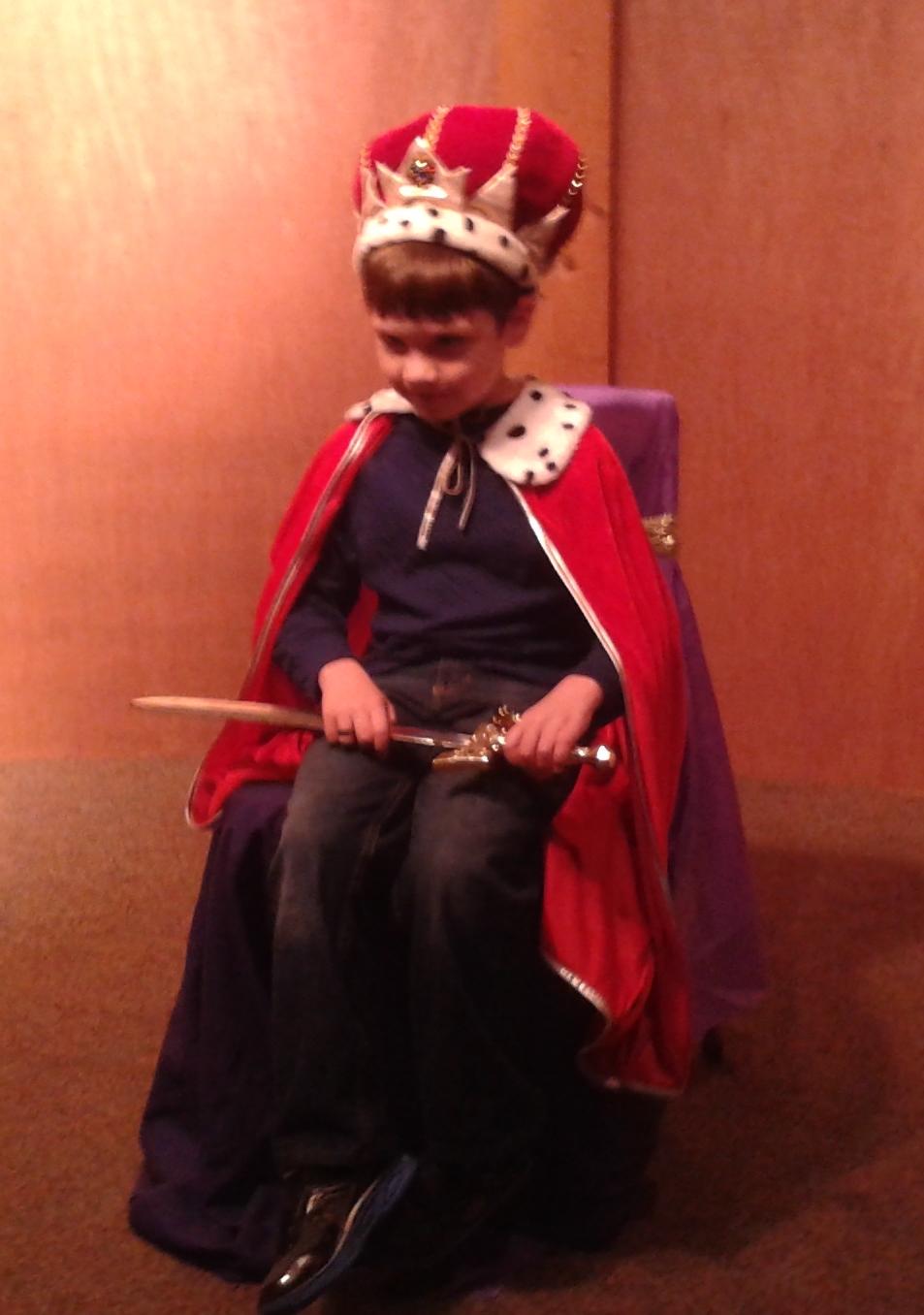 Jack is King Solomon