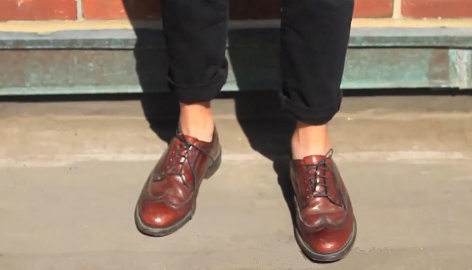 SummerSox for the No Sock Look in Men's Wingtips
